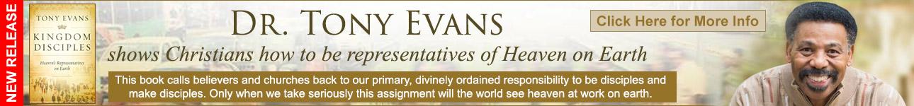 Kingdom Disciples, by Tony Evans